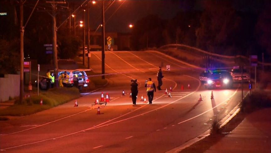 Article image for Cyclist, 60, killed in alleged hit-run on Beach Road