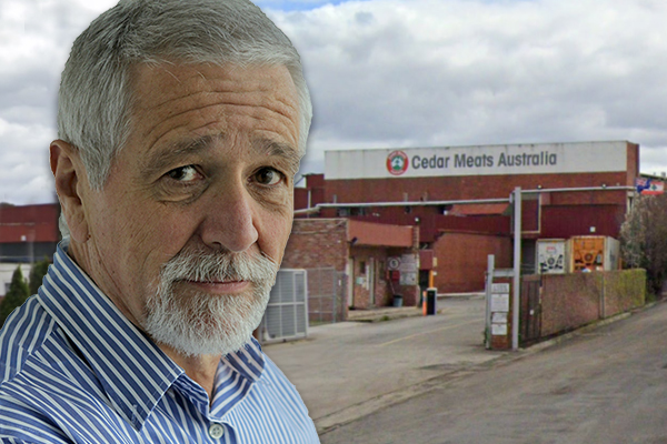 Article image for 'This is a health crisis': Neil Mitchell criticises handling of Cedar Meats COVID-19 cluster