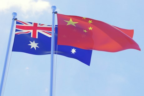 Article image for Security expert warns China is 'certainly emerging as a threat' to Australian interests