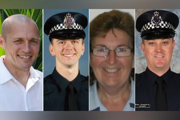 The idea to honour the fallen Eastern Freeway heroes