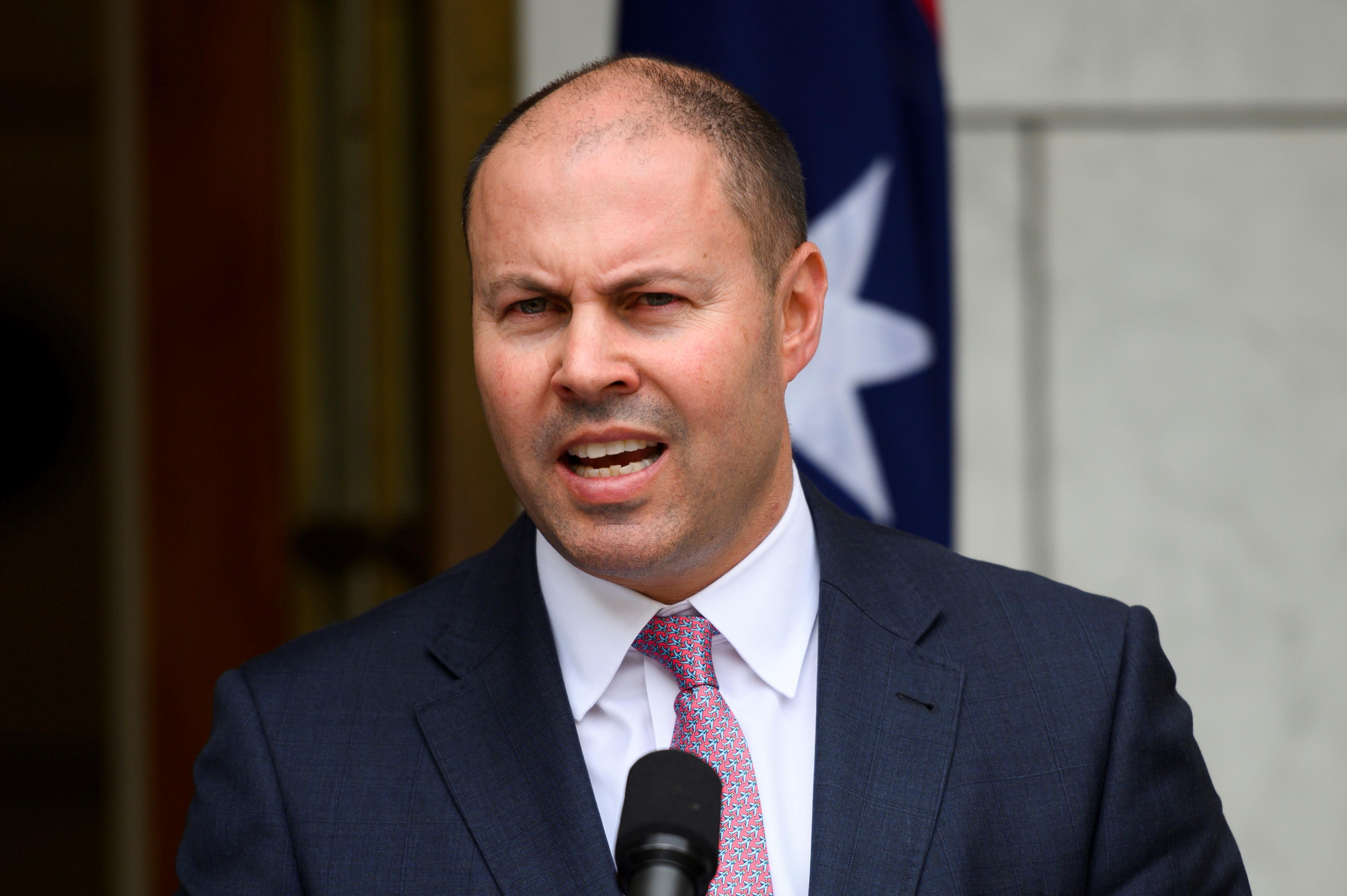 Article image for 'Unprecedented' economic shock: Treasurer warns economy may shrink 10 per cent by June