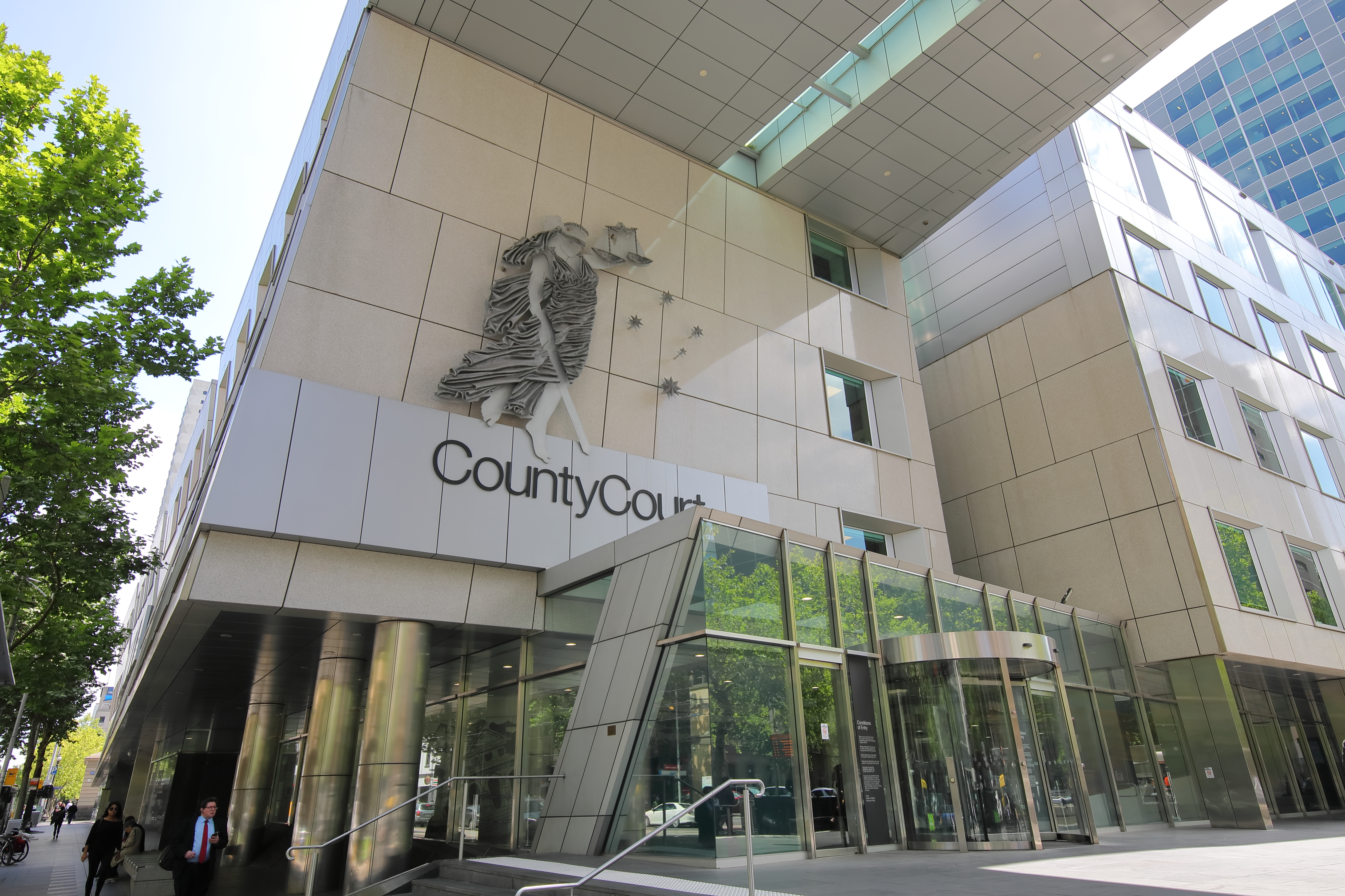 Article image for How the court system is coping with the coronavirus lockdown