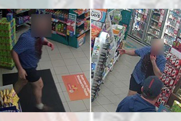Article image for Melton shooting: Police offer $250,000 reward to find man who shot a church-goer in the face
