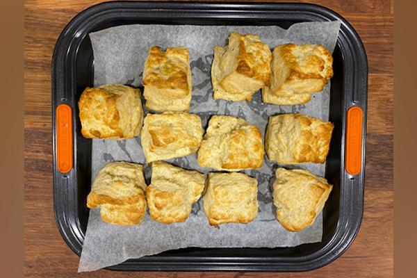 Article image for Adrian Richardson's scone recipe