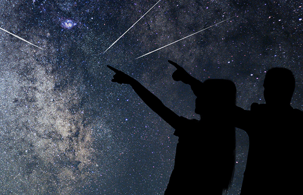 Article image for How to see a meteor shower over Melbourne this week