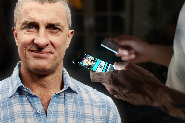 Article image for Why Tom Elliott disagrees with the push to ban the use of credit cards for gambling
