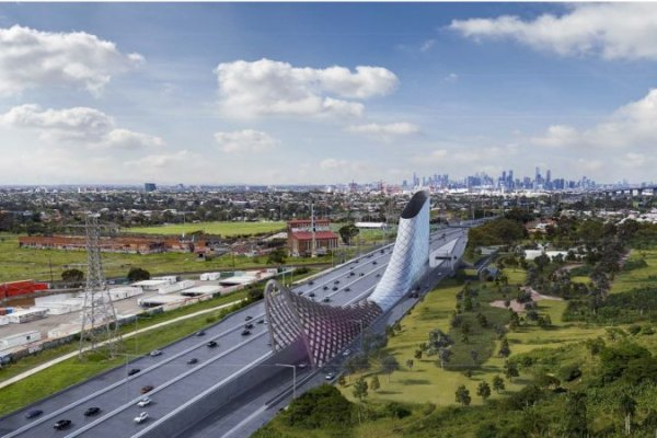 Article image for West Gate Tunnel project running a year behind schedule