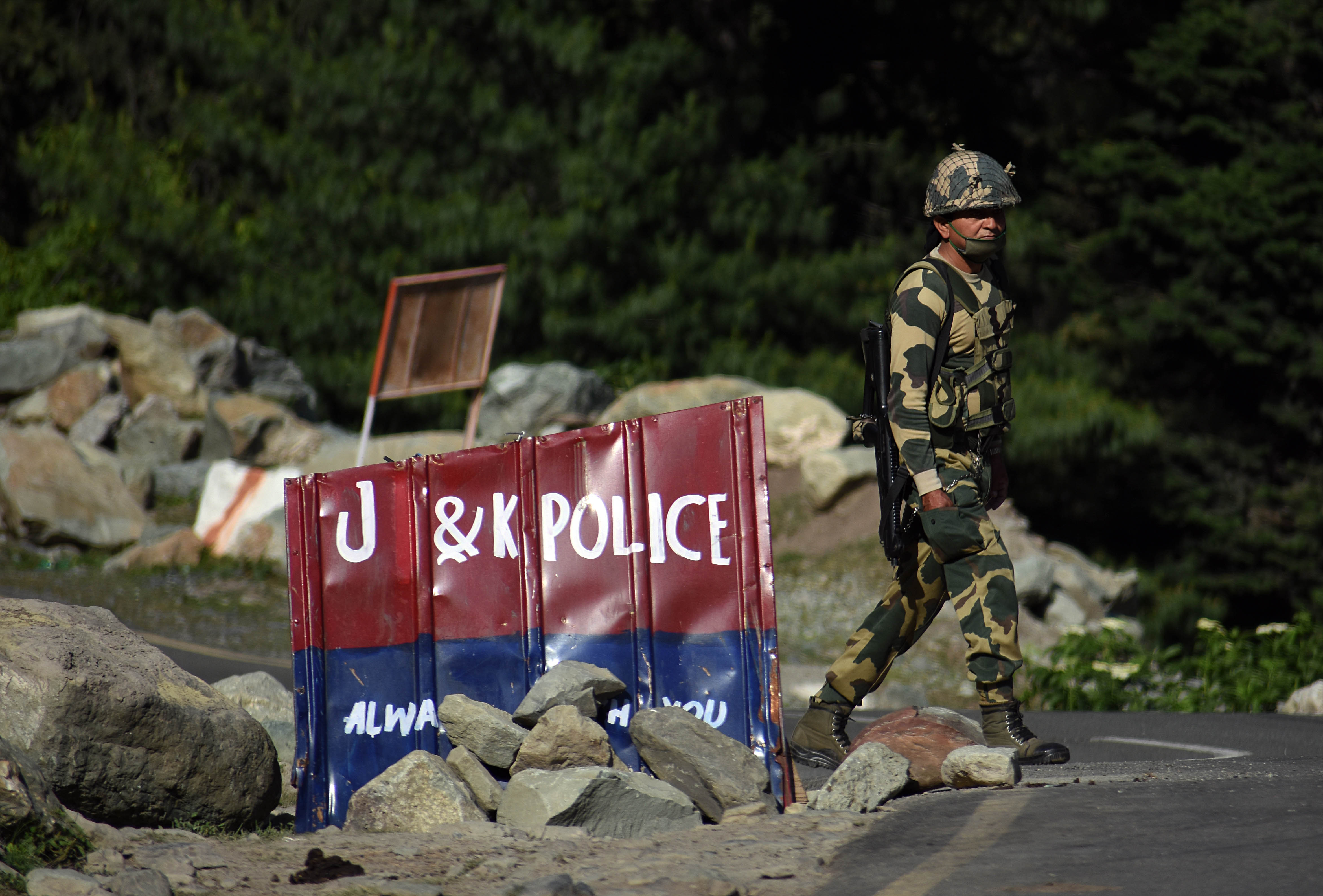 Article image for India—China border dispute turns deadly for first time since 1975