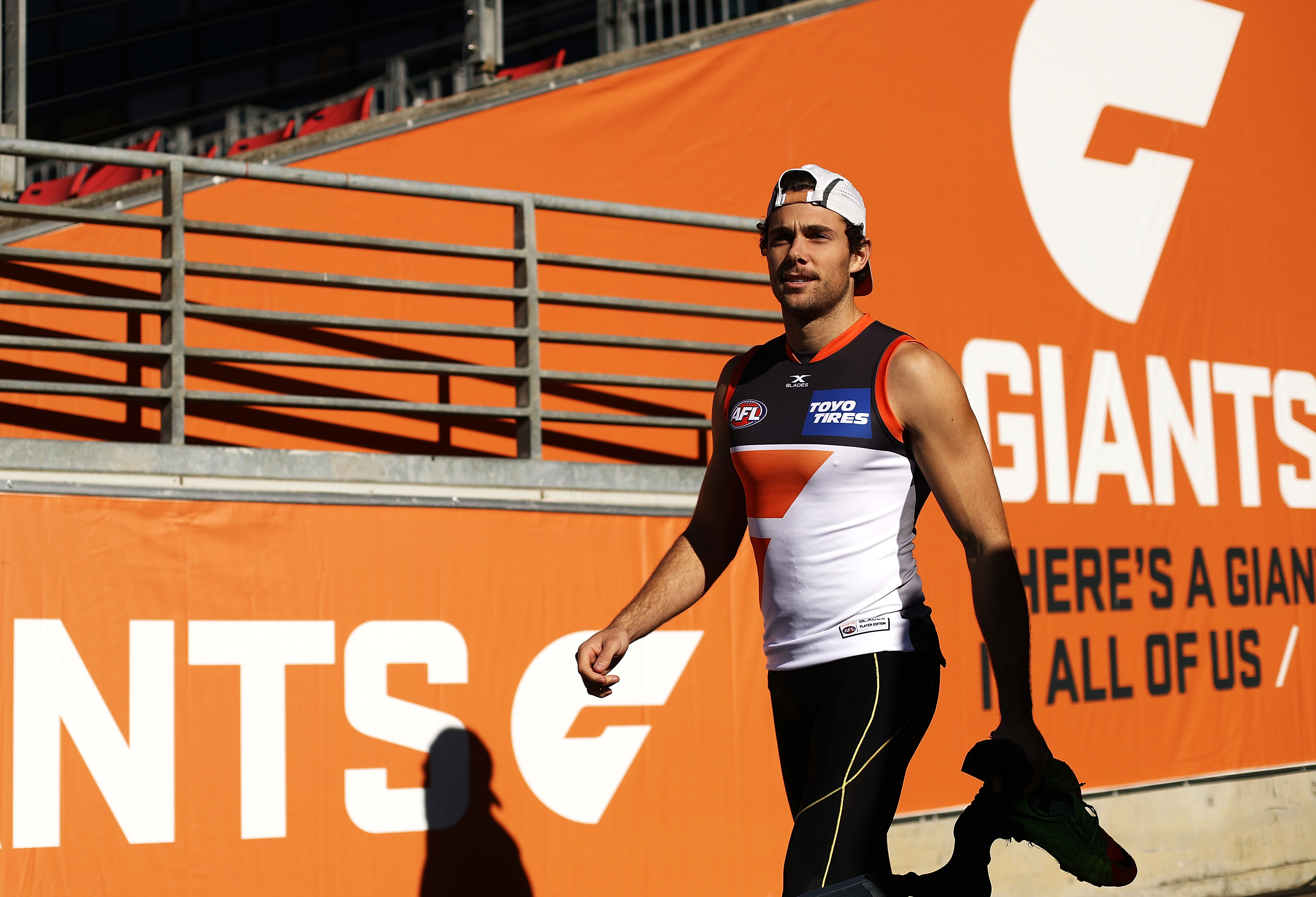 Article image for GWS loses another gun before crunch clash