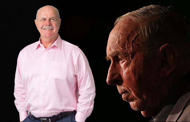 Article image for Leigh Matthews pays tribute to John Kennedy Snr
