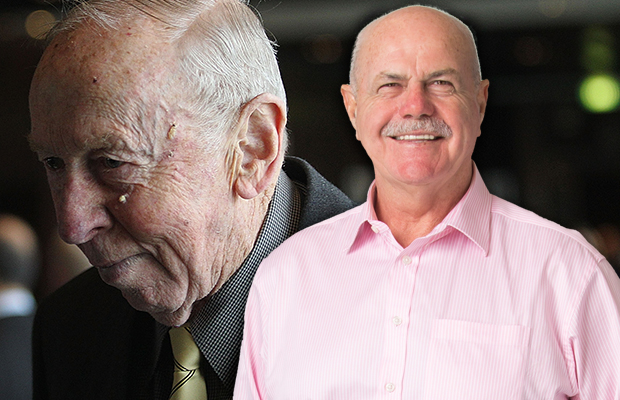 Article image for Leigh Matthews shares the letter he wrote to John Kennedy Snr just a few weeks ago