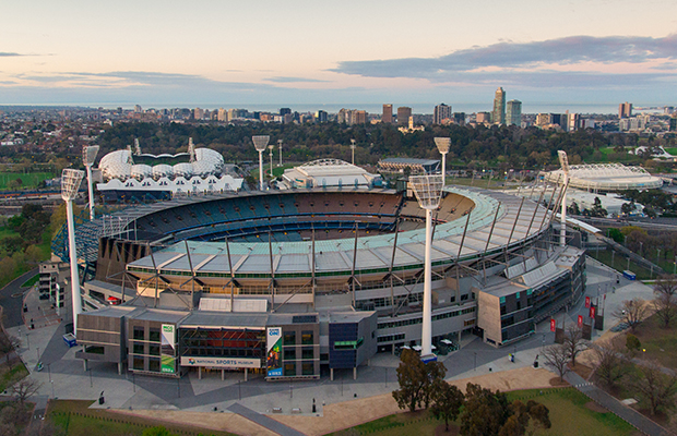 Article image for MCG set to welcome fans back after 9 months