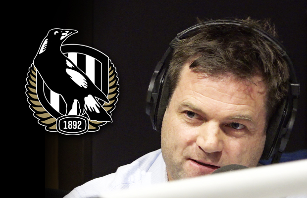 Article image for Mick Warner says nothing will change with Heritier Lumumba until Collingwood 'owns' its mistakes