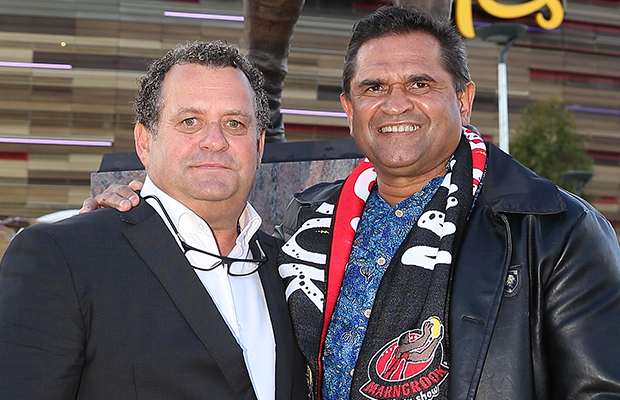 Article image for 'He was in tears': Photographer explains why he and Nicky Winmar are taking legal action
