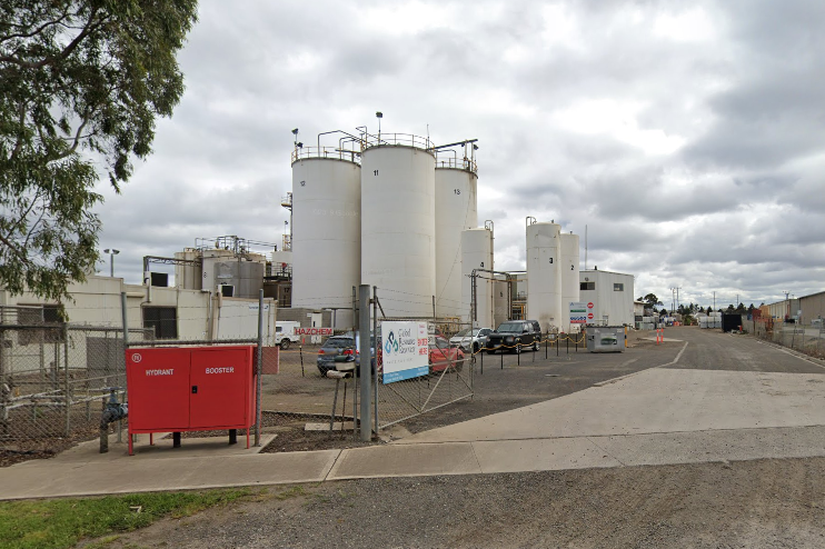 Two workers at a Melbourne waste management facility test positive to COVID-19