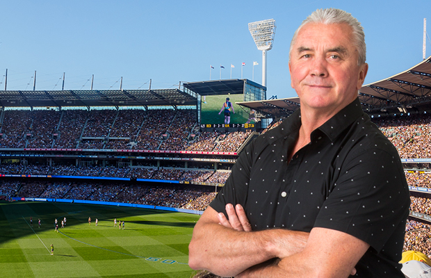 Article image for All bets off after protest: Tony Shaw says fans should be at the footy this week