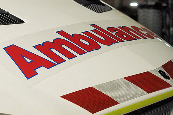 Article image for Ambulance Victoria paramedic tests positive for COVID-19