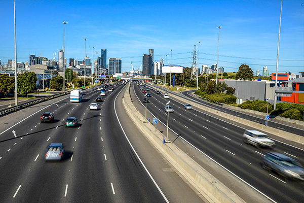 Article image for Melbourne traffic: How travel has changed since lockdown began