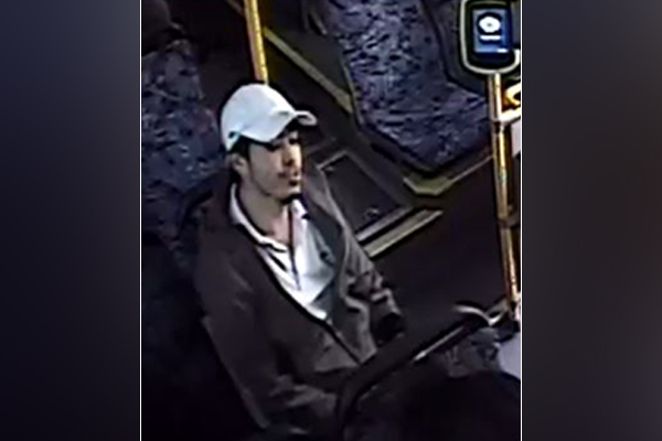 Article image for Police hunt for creep who exposed himself on a Melbourne bus