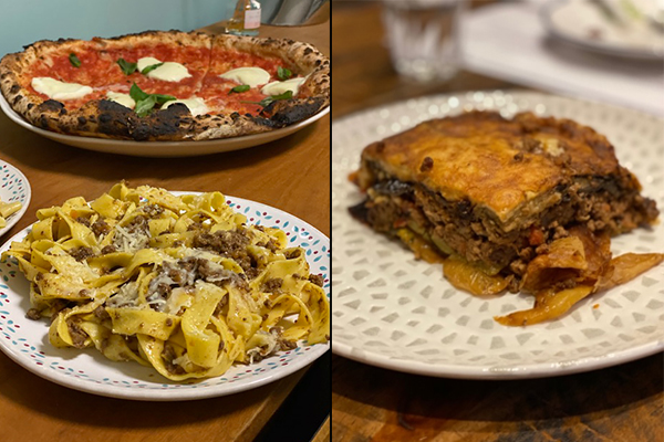 Article image for The World Cup of Food: Italy v Greece
