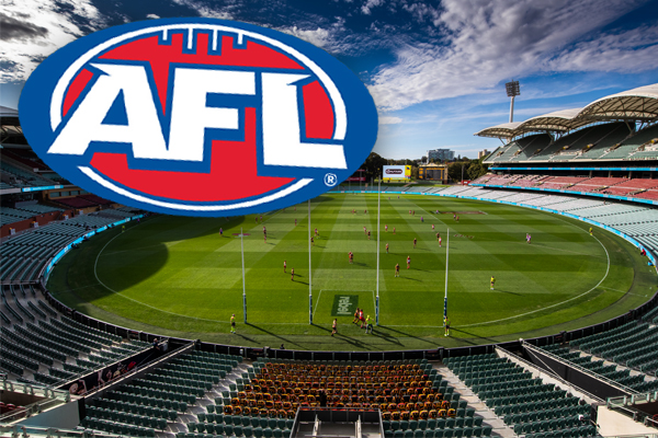 Article image for Two AFL games will be played in front of crowds this weekend