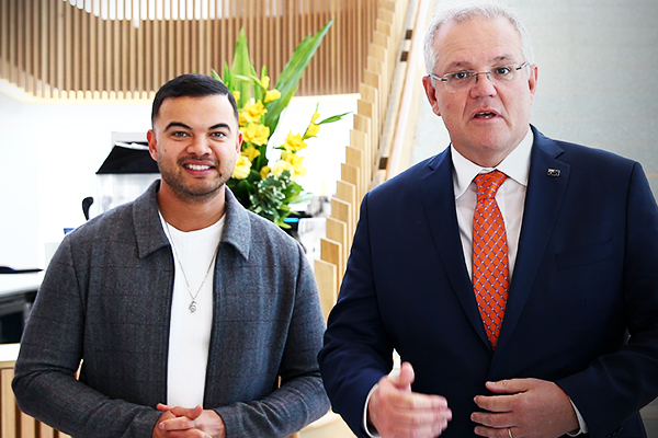 Article image for 'No regrets': Guy Sebastian responds to attempts to have him cancelled