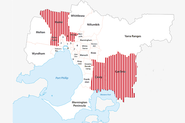 Article image for COVID-19 hotspots: Councils yet to receive health advice from the state government