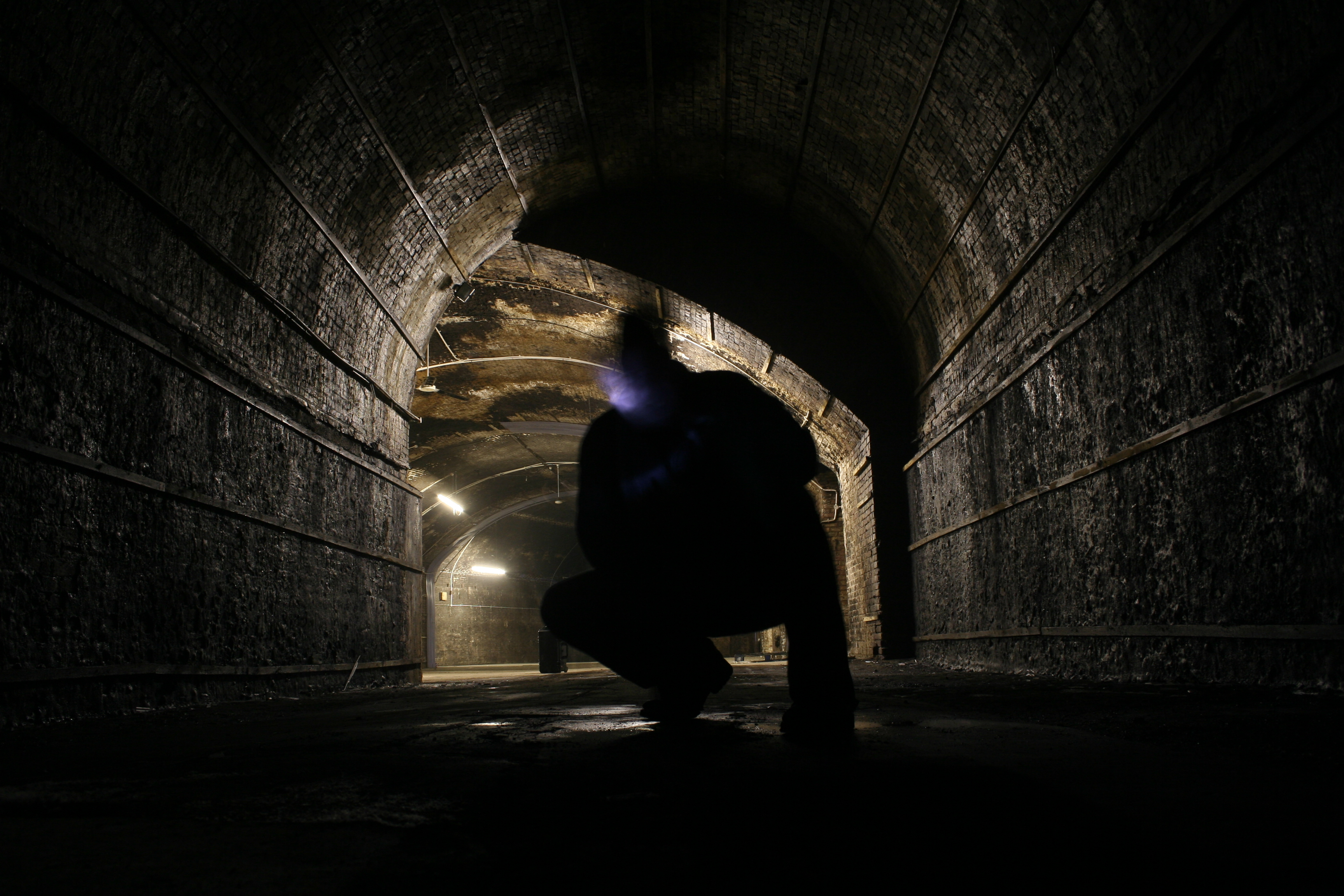 Article image for Hidden Melbourne: One man's search for the city's forgotten tunnel network