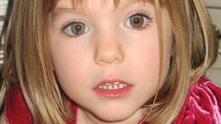 Article image for Breaking: Suspect identified over disappearance of Madeleine McCann