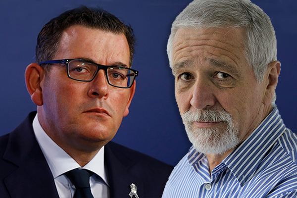 Article image for Neil Mitchell says 'mishandled' Labor crisis puts Premier's credibility in doubt