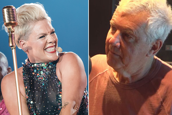 Article image for Daryl Braithwaite's new song was originally intended for Pink