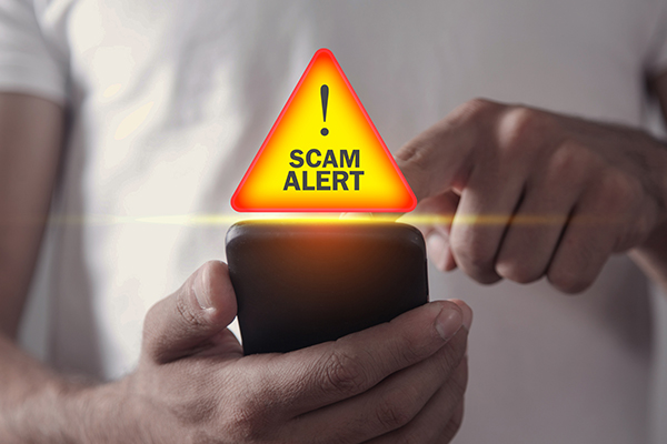 Article image for Australians cheated out of more than $100 million amid 'huge' COVID-19 scam surge