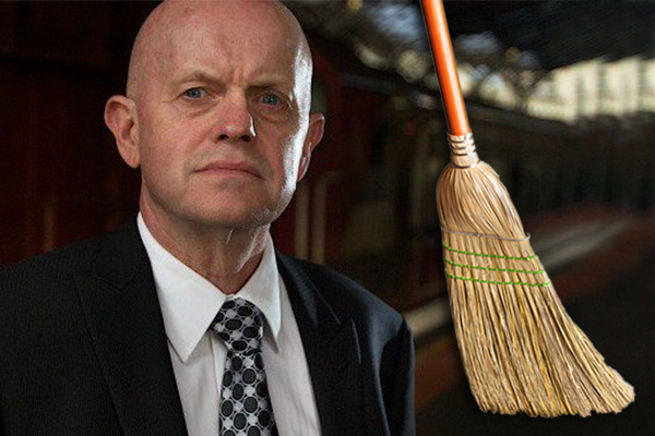 Sly of the Underworld: The bizarre case of the broom and the mistaken identity