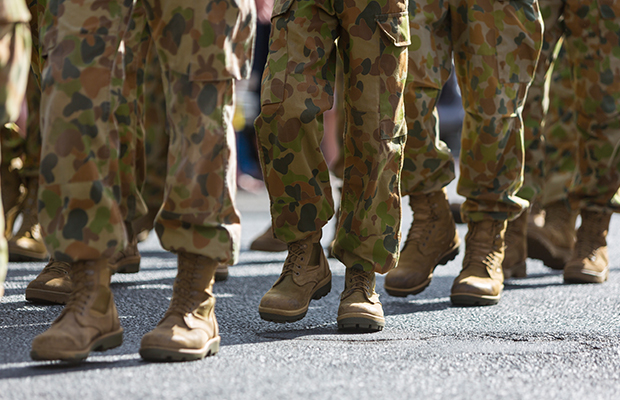 Article image for Daniel Andrews accepts more help from the Australian Defence Force