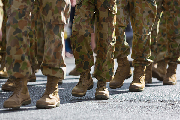Article image for How the ADF is helping manage Victoria's COVID-19 crisis