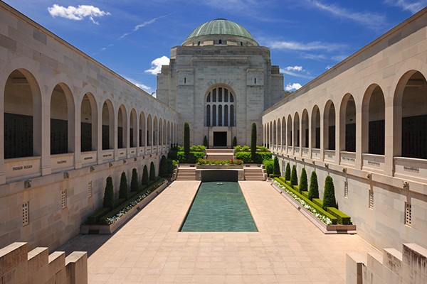 Article image for Concerns over proposed redevelopment of Australian War Memorial