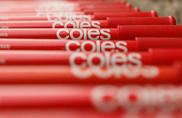 Coles confirms distribution issue following coronavirus outbreak