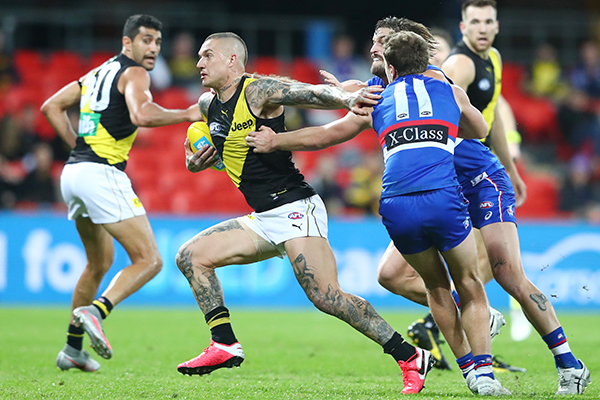 Article image for Richo runs his eye over Richmond's massive win