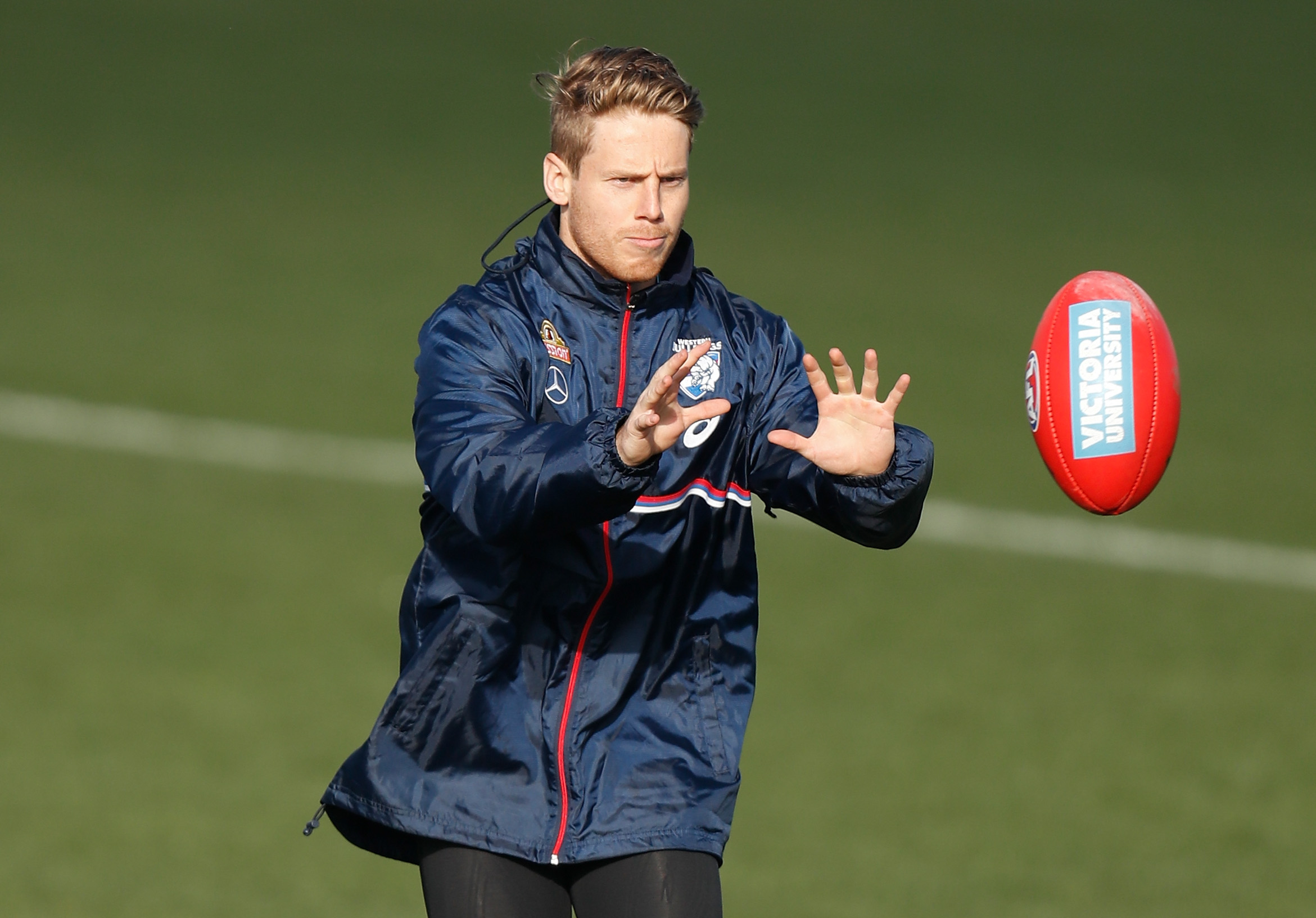 Article image for Lachie Hunter won't play against Gold Coast this week