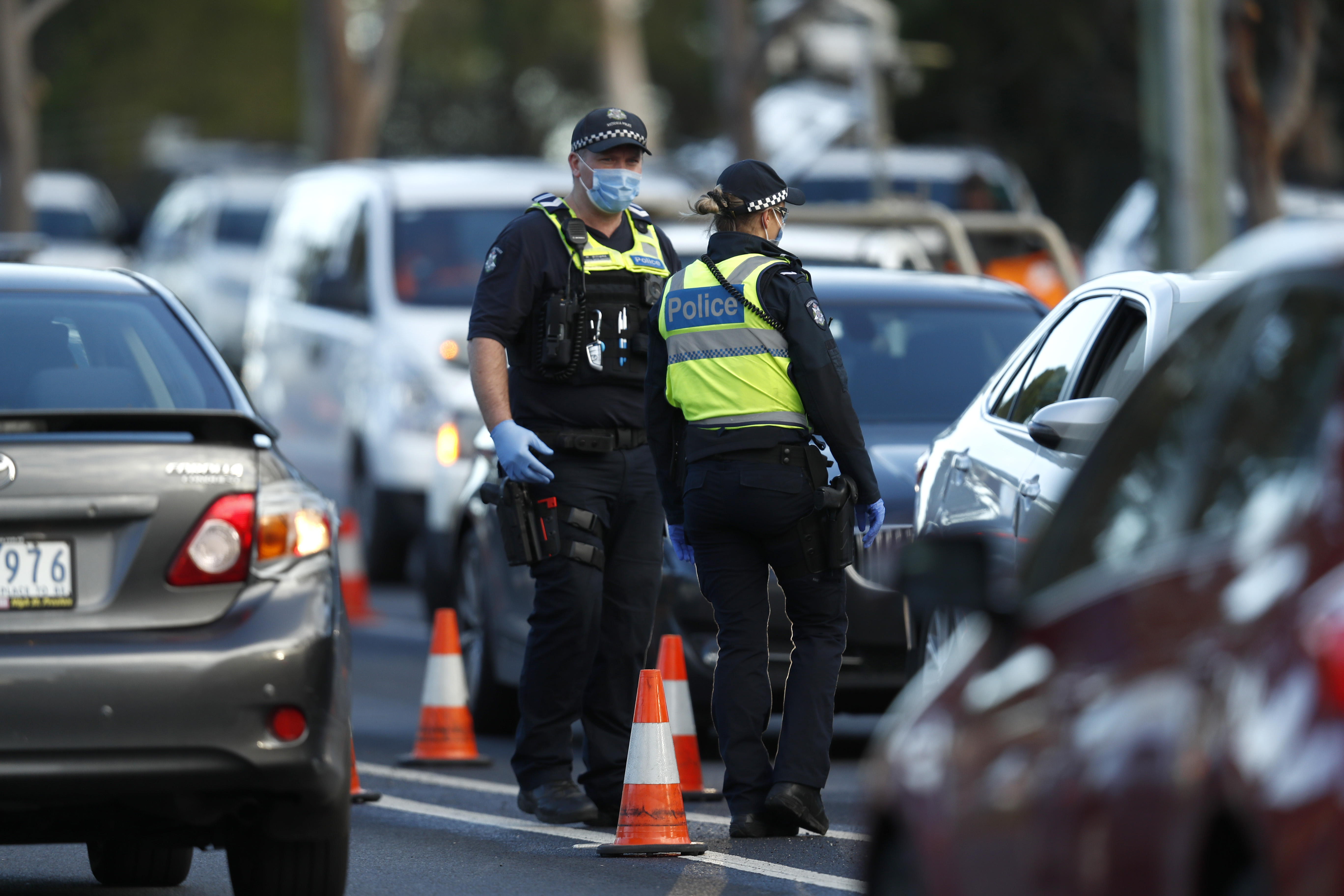 Article image for BACK INTO LOCKDOWN: Stage 3 restrictions return for ALL of Melbourne