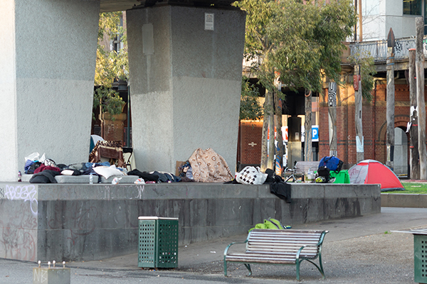 Article image for 2000 rough sleepers to stay in Melbourne's hotels until April