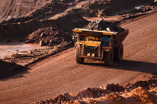 Article image for Fortescue hits export record as iron ore prices surge