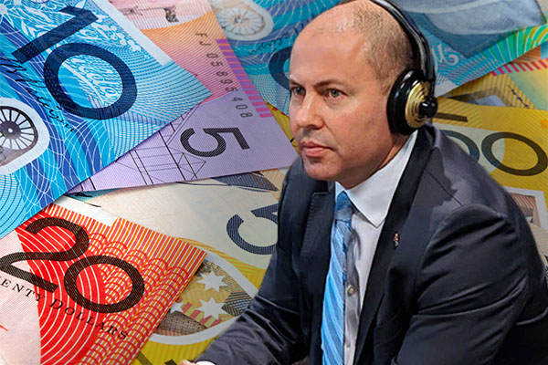 Article image for Federal Treasurer admits Australia's economic recovery is 'not yet locked in'