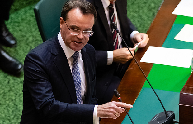 Opposition leader says he hasn't spoken with Daniel Andrews in 'months'