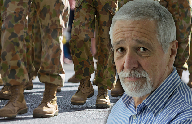 Article image for Neil Mitchell says the Premier must accept help from the Australian Defence Force