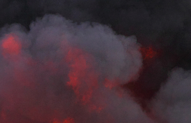 Article image for Latest smoke advice following huge factory fire in Melbourne's west
