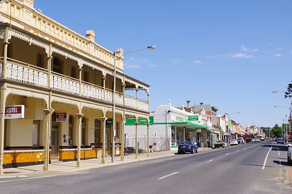 Article image for Push to rename Victorian country town faces backlash from locals