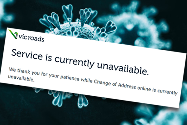 Article image for VicRoads halts address changes as hot spot residents try to rort lockdown