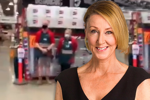 Article image for Why Dee Dee wants to thank the angry woman who refused to wear a mask at Bunnings