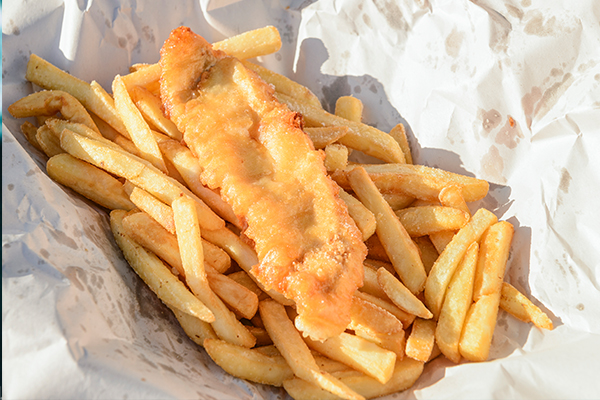 Article image for Critically endangered shark being sold at fish and chip shops